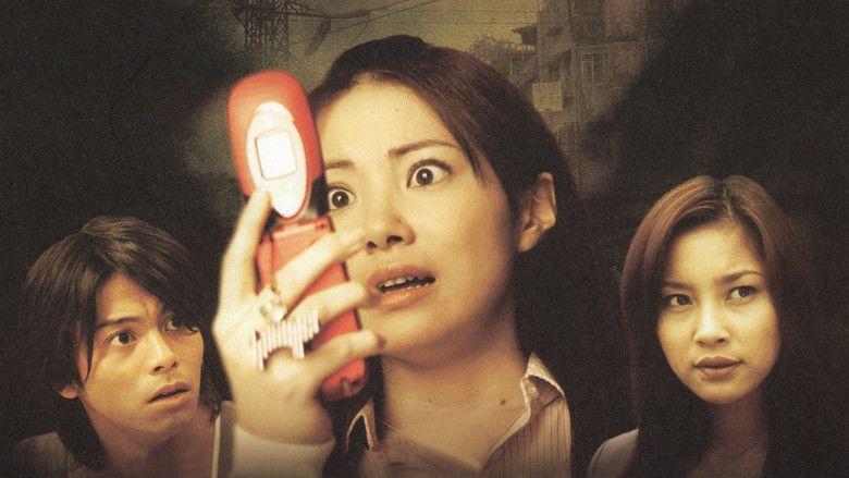 One Missed Call 2 movie scenes