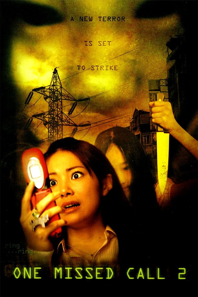 One Missed Call 2 movie poster