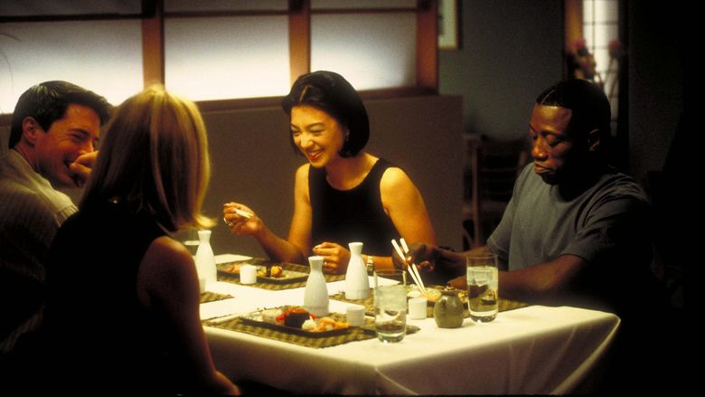 One Night Stand (1997 film) movie scenes