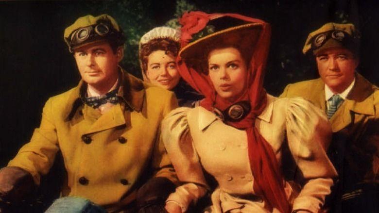 One Sunday Afternoon (1948 film) movie scenes