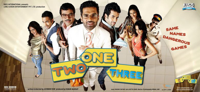 One Two Three movie scenes