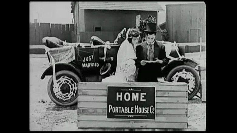 One Week (1920 film) movie scenes