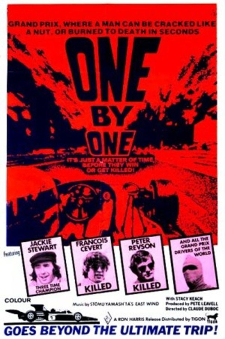 One by One (1975 film) movie poster