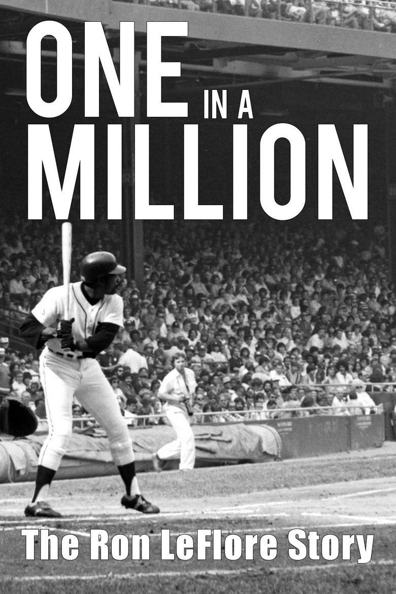 One in a Million: The Ron LeFlore Story movie poster