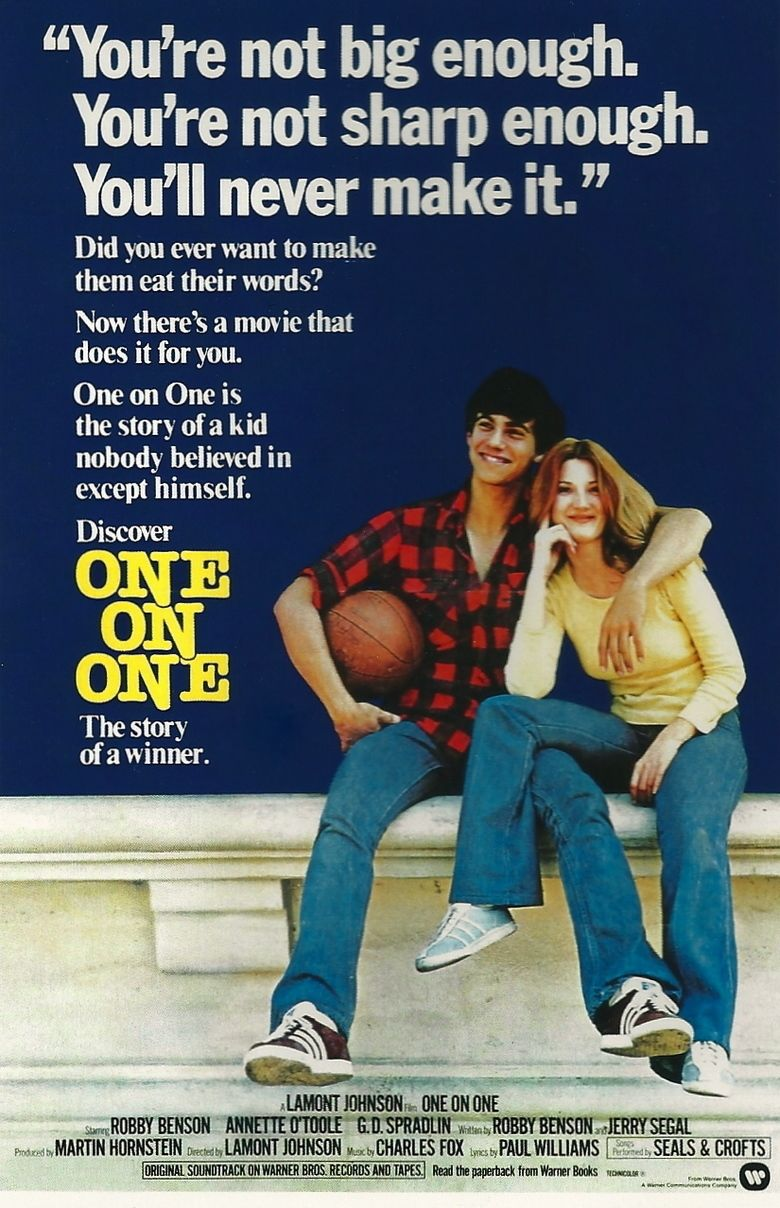One on One (1977 film) ~ Complete Wiki | Ratings | Photos ...