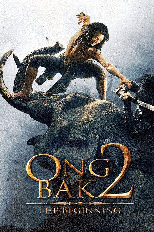 Ong Bak 2 movie poster