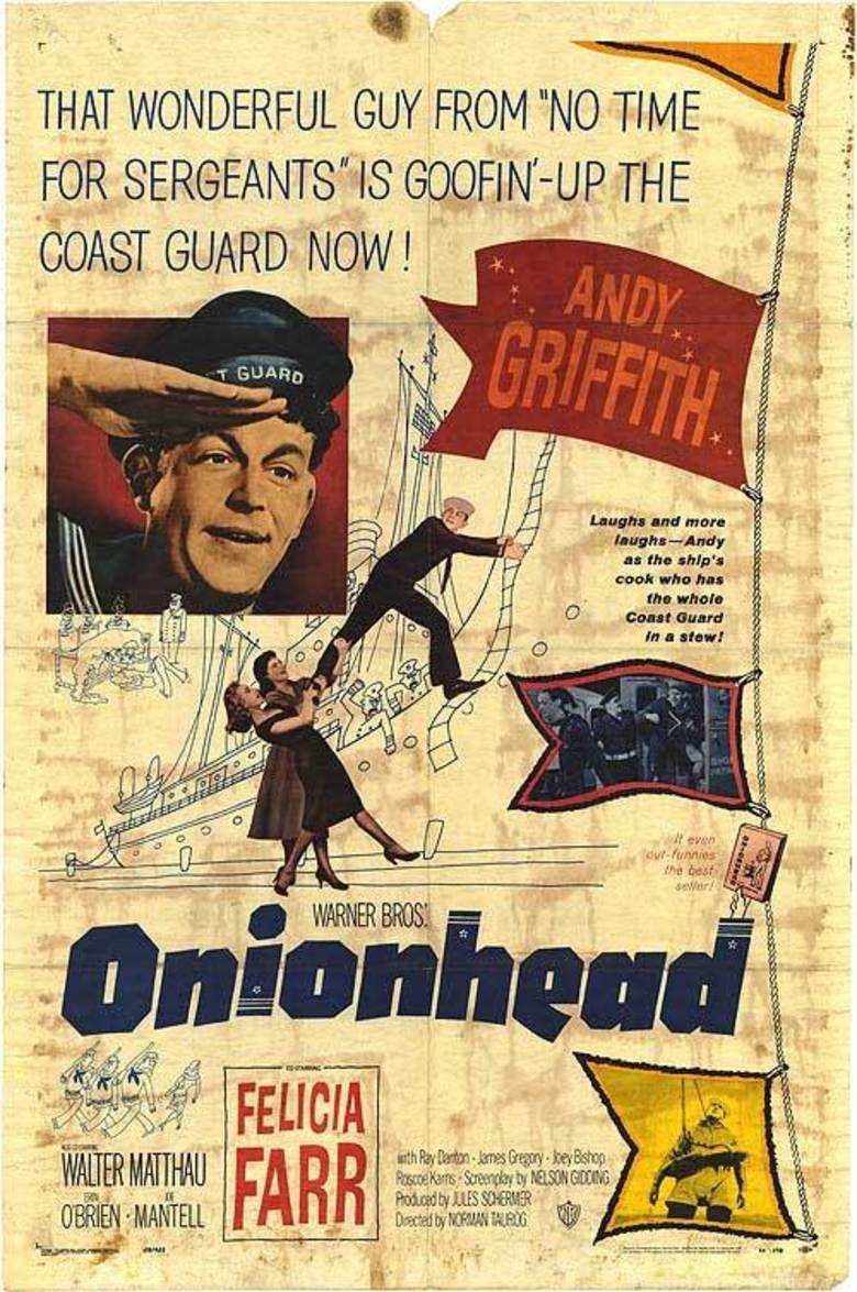Onionhead movie poster