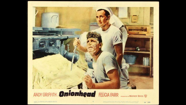 Onionhead movie scenes