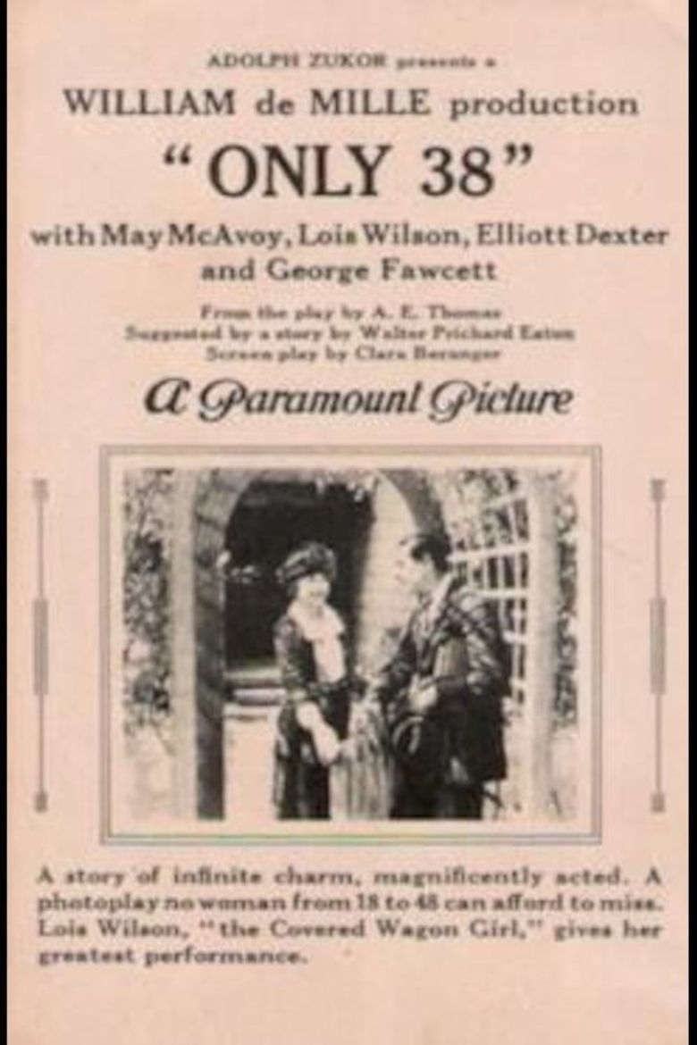 Only 38 movie poster