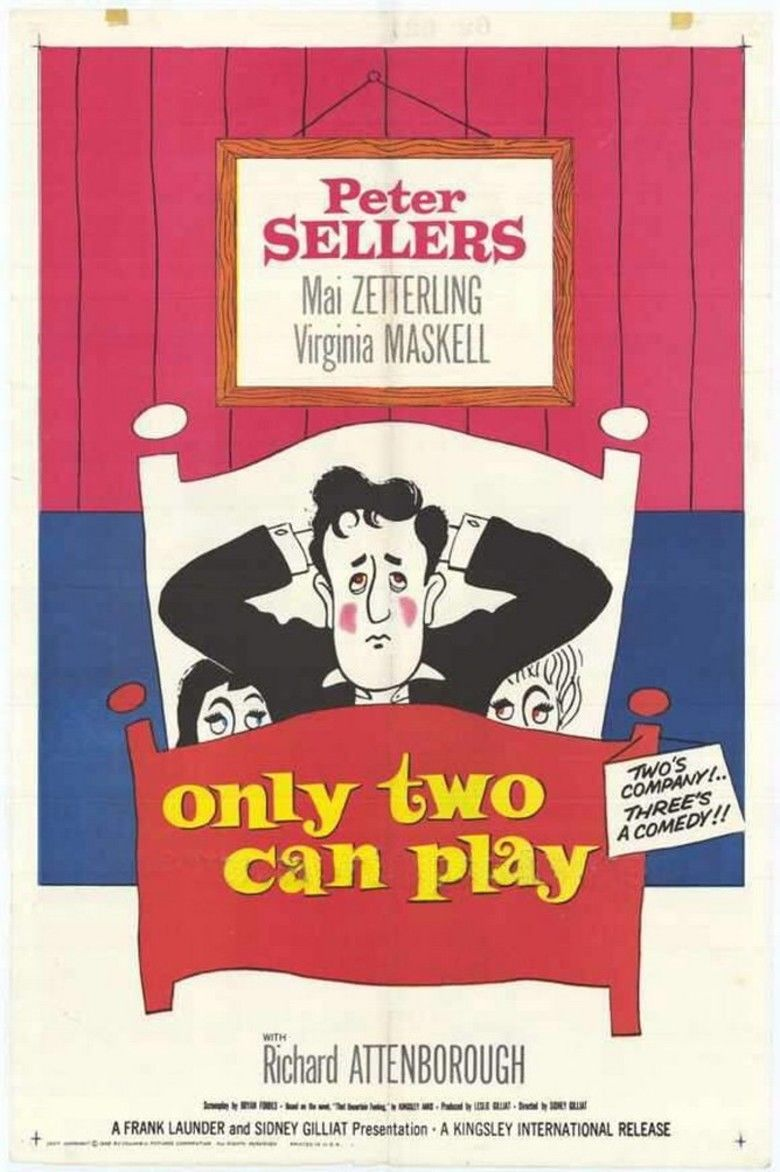Only Two Can Play movie poster