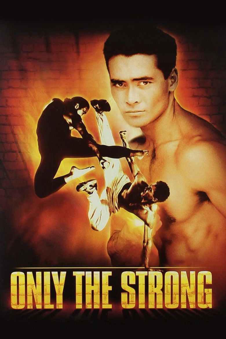 Only the Strong (film) movie poster