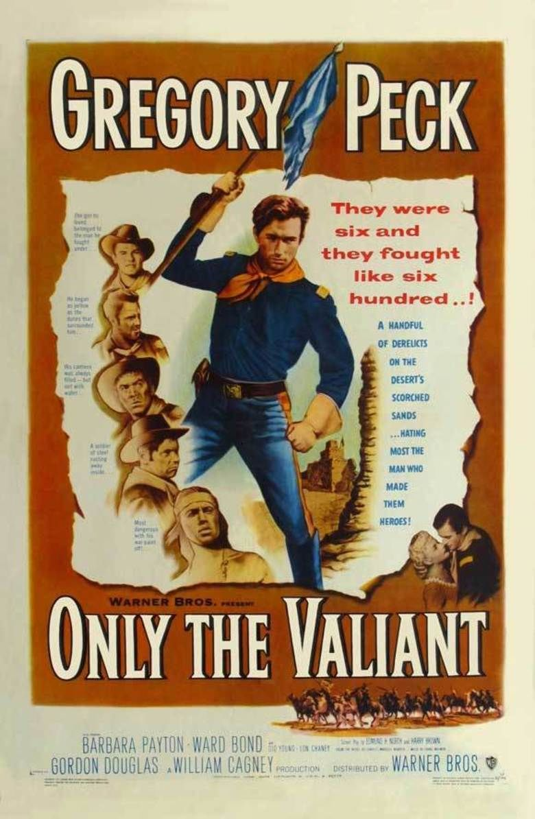 Only the Valiant movie poster