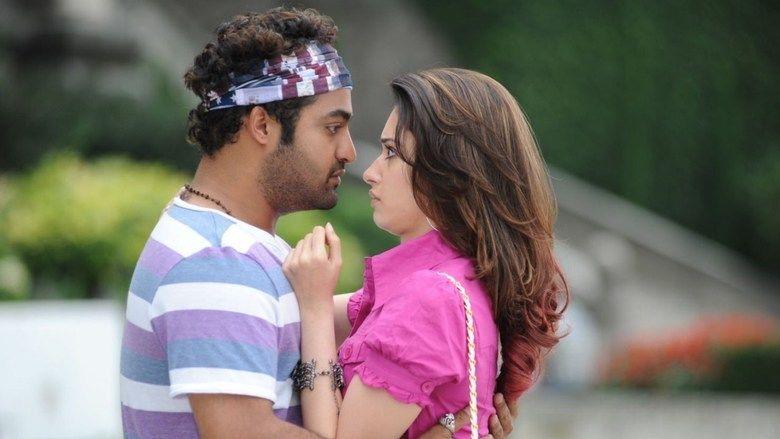 Oosaravelli movie scenes