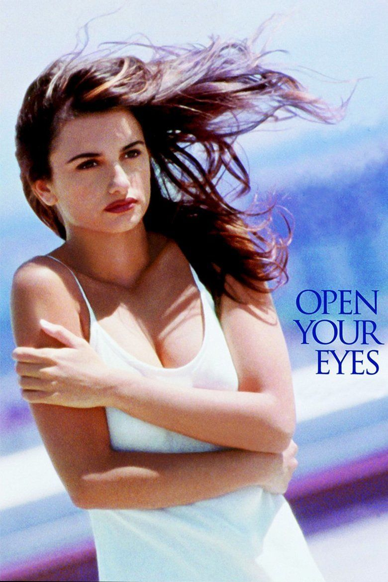 Open Your Eyes (1997 film) movie poster