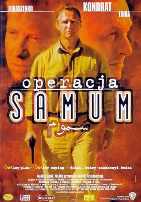Operacja Samum movie poster