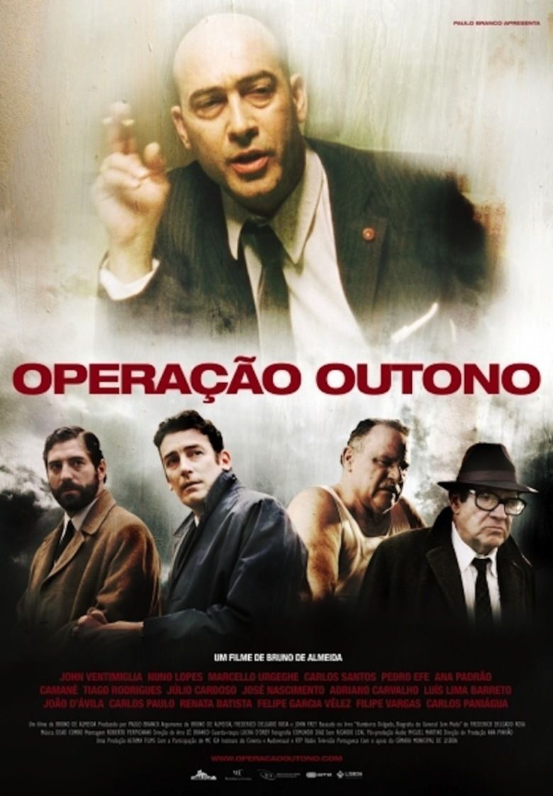 Operation Autumn movie poster