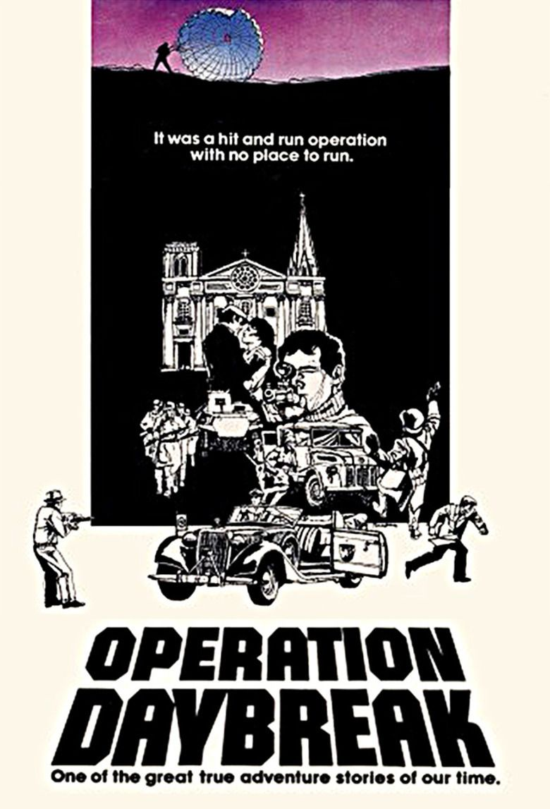 Operation Daybreak movie poster