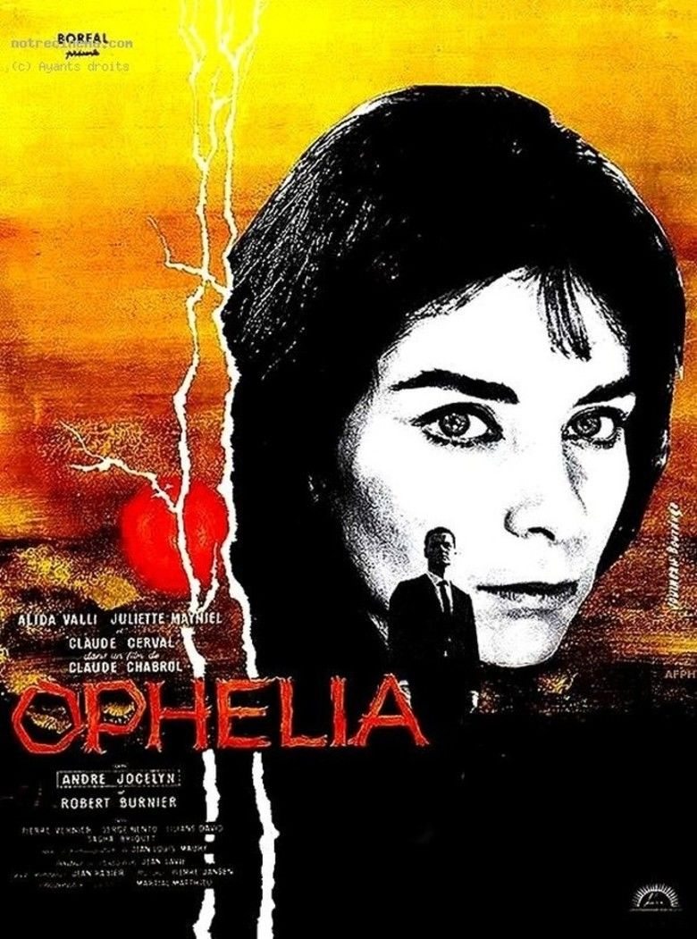 Ophelia (film) movie poster