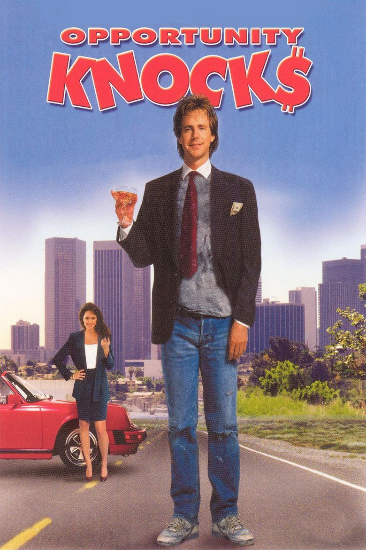 Opportunity Knocks (film) movie poster