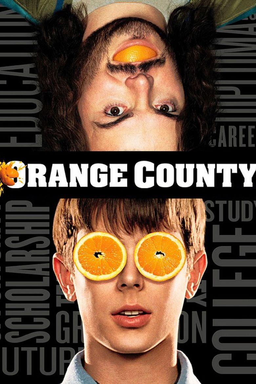 Orange County (film) movie poster