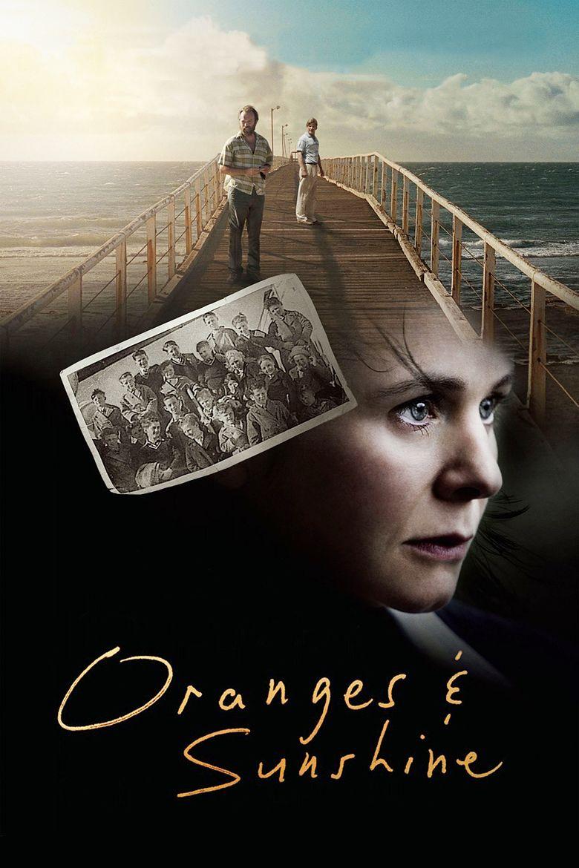 Oranges and Sunshine movie poster