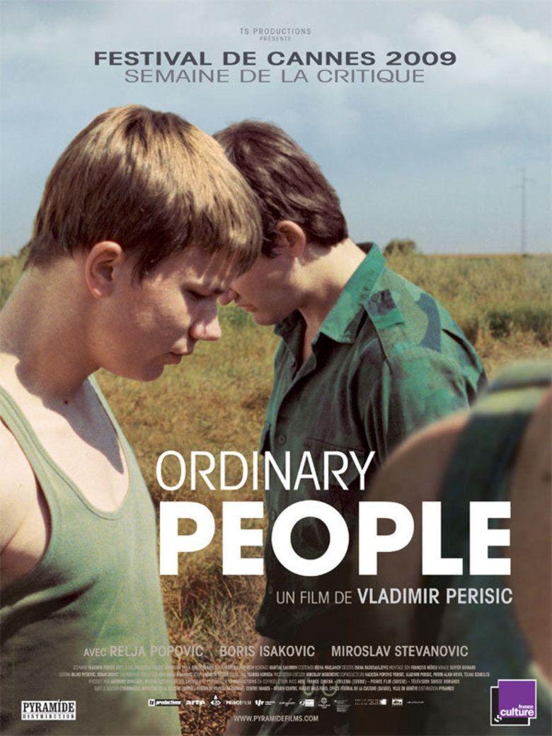 Ordinary People (2009 film) movie poster