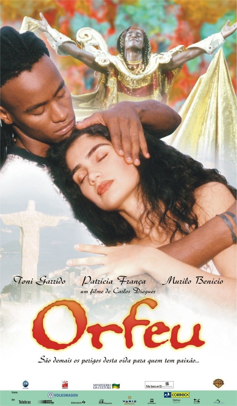 Orfeu movie poster