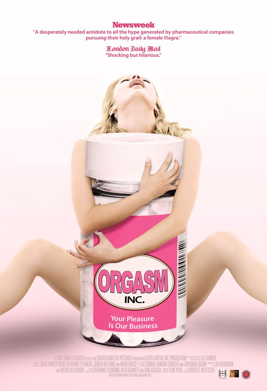 Orgasm Inc movie poster