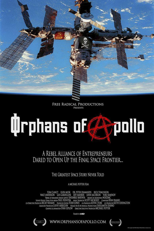 Orphans of Apollo movie poster