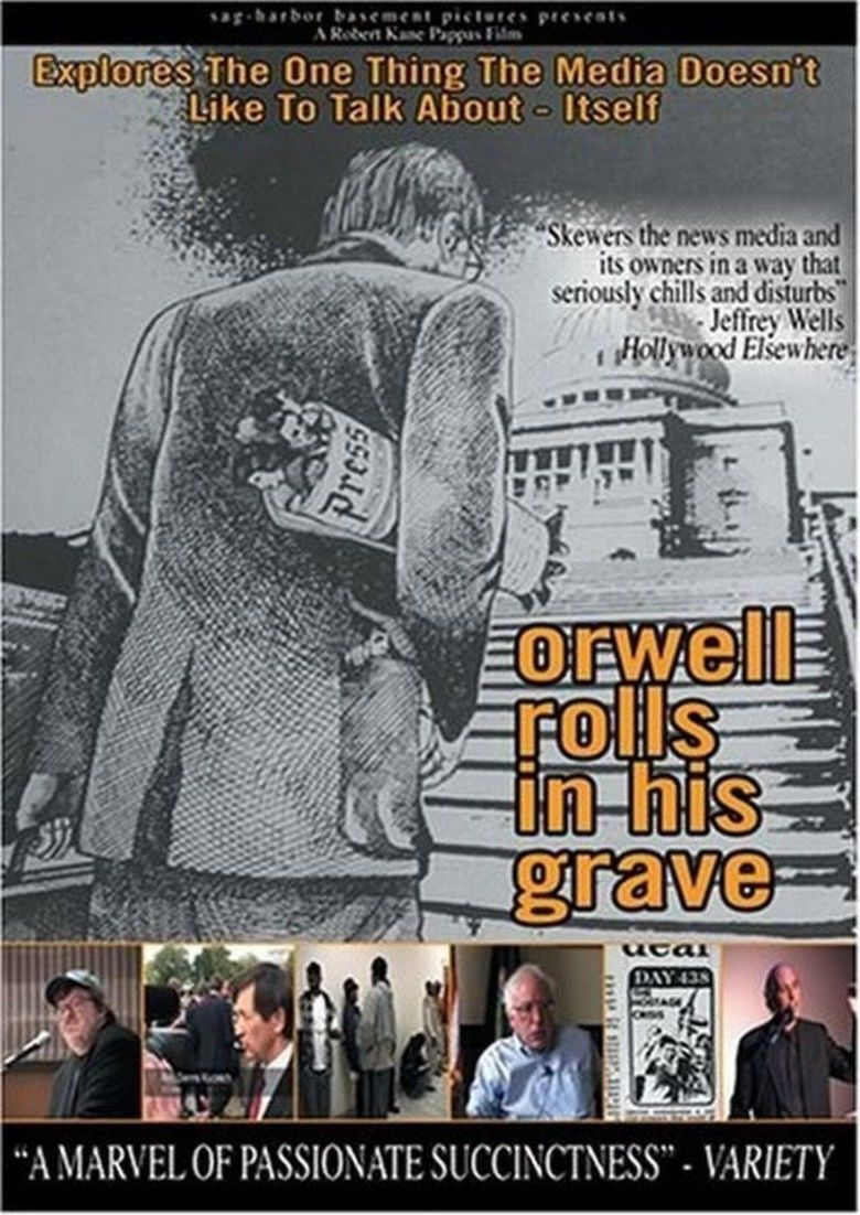 Orwell Rolls in His Grave movie poster