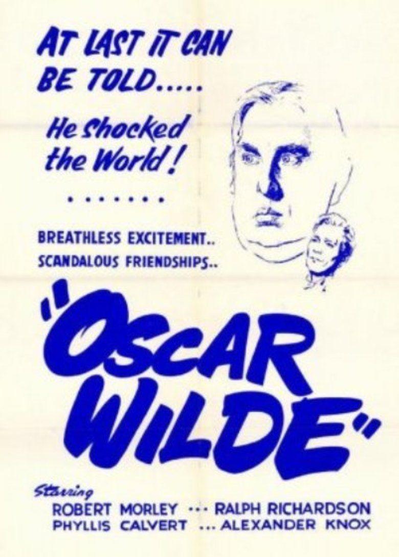 Oscar Wilde (film) movie poster