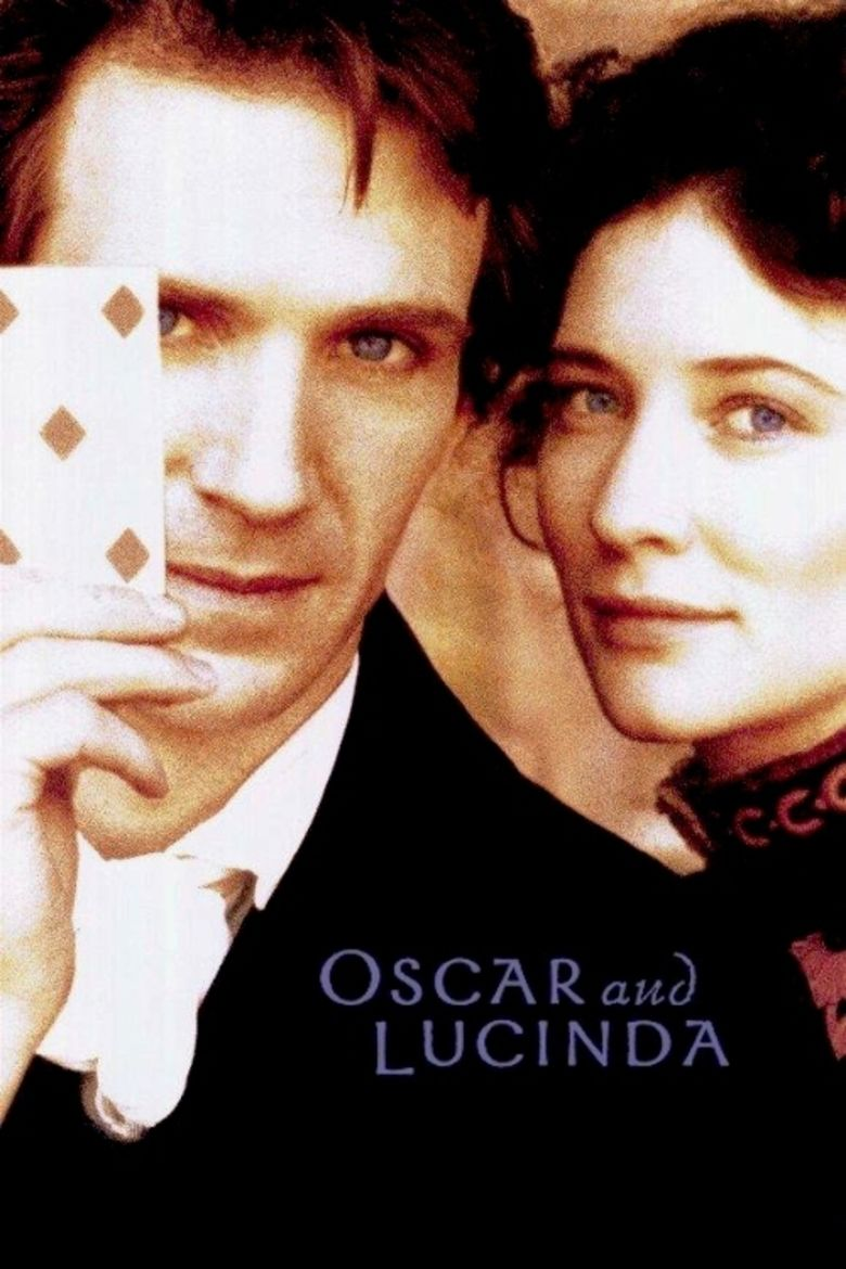 Oscar and Lucinda (film) movie poster