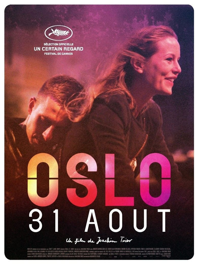 Oslo, August 31st movie poster