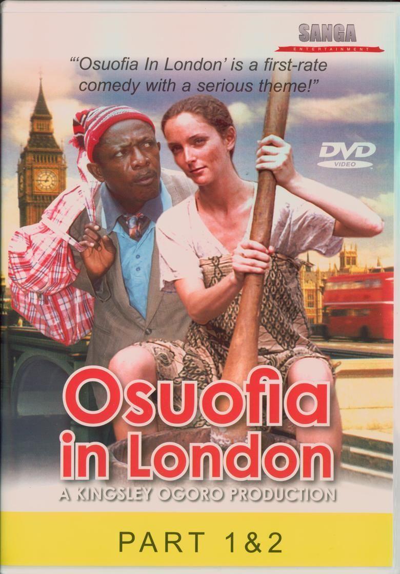 Osuofia in London movie poster