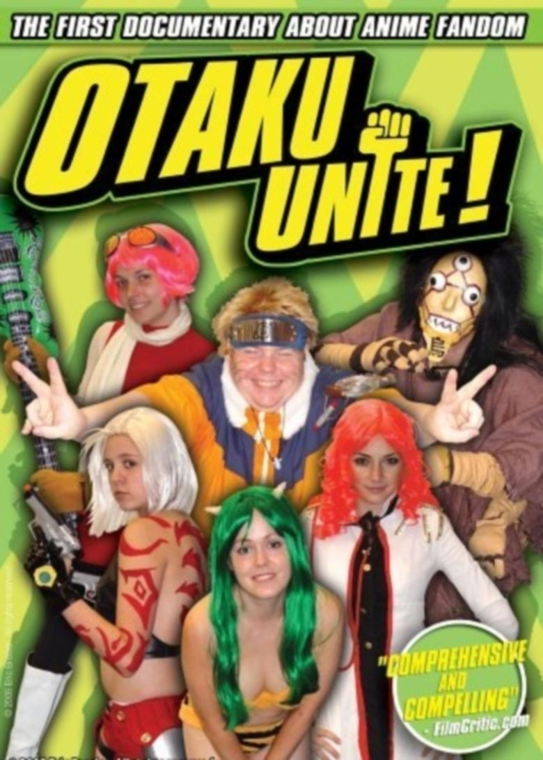 Otaku Unite! movie poster