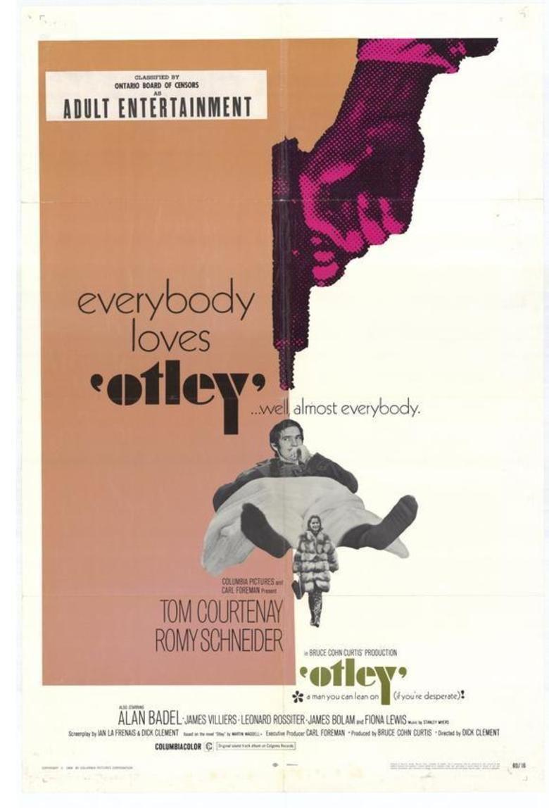 Otley (film) movie poster