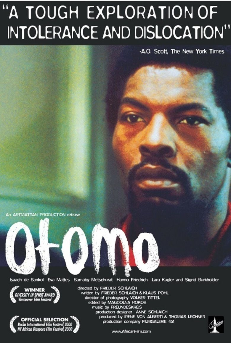 Otomo (film) movie poster