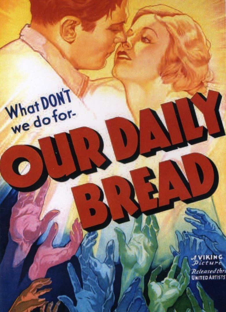 Our Daily Bread (1934 film) movie poster