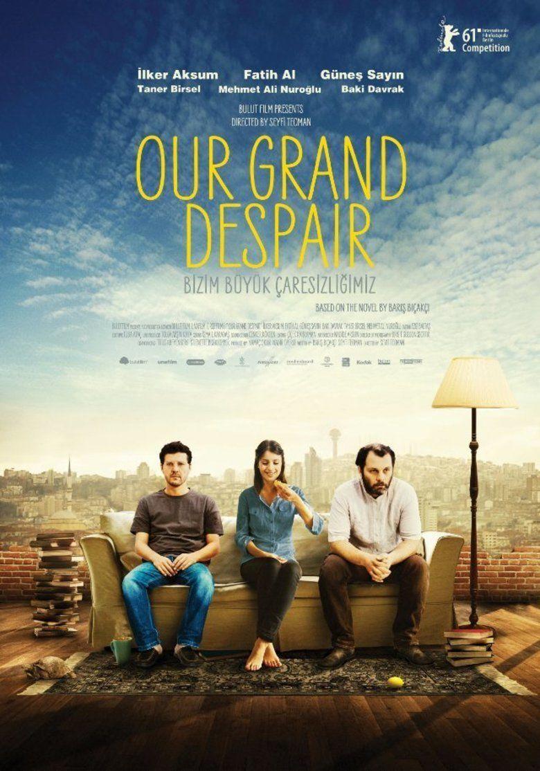 Our Grand Despair movie poster