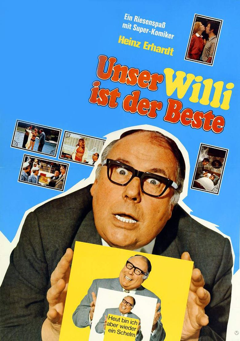 Our Willi Is the Best movie poster