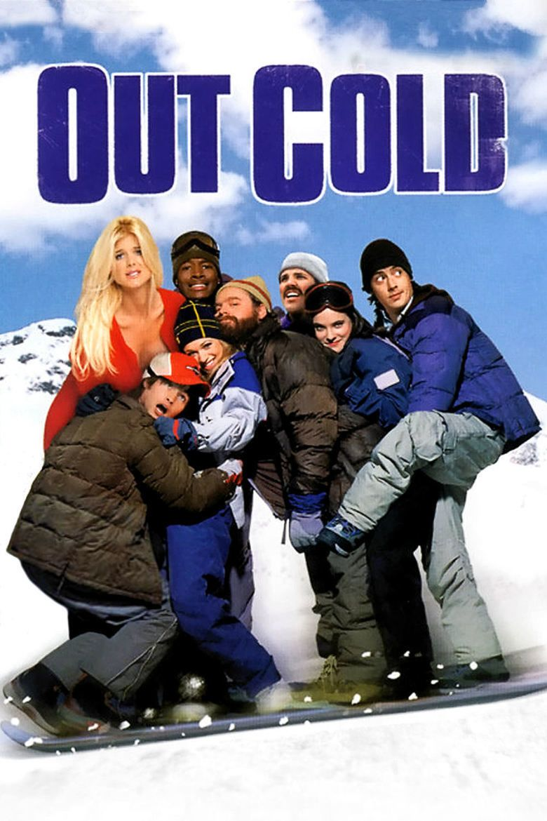 Out Cold (2001 film) movie poster