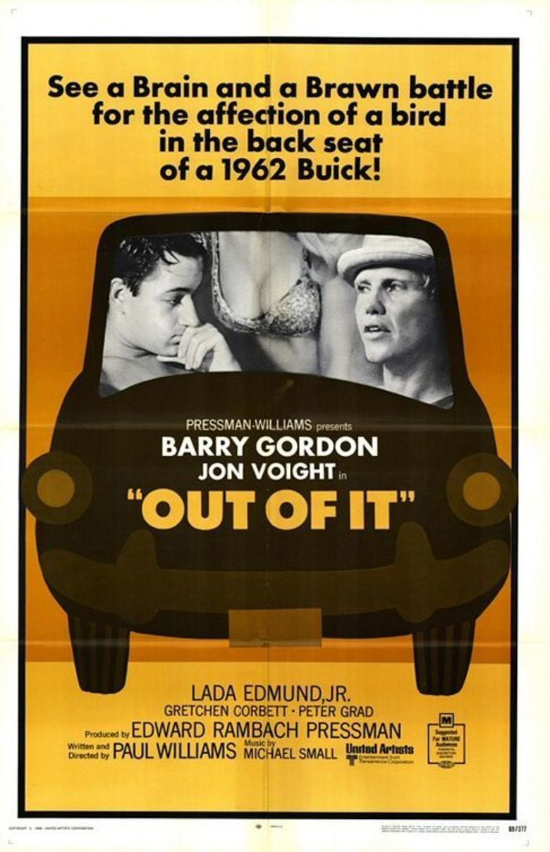Out of It (film) movie poster