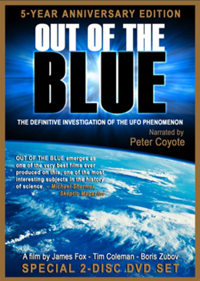 Out of the Blue (2002 film) movie poster