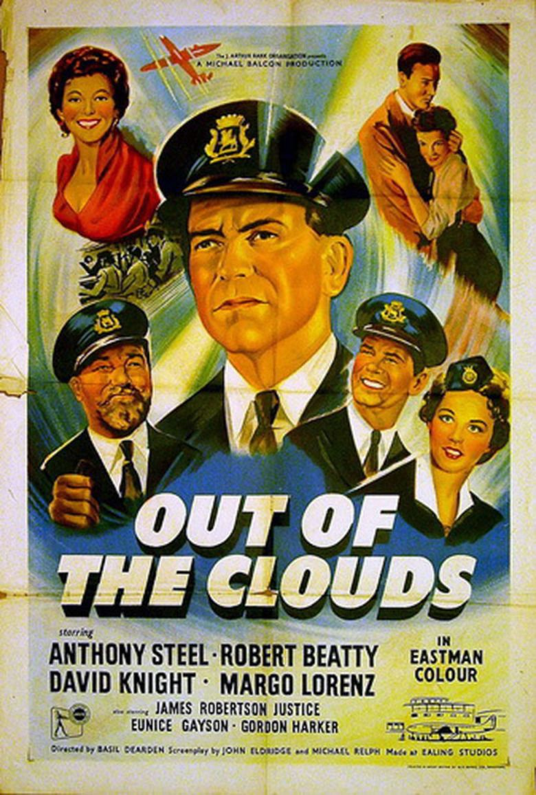 Out of the Clouds movie poster