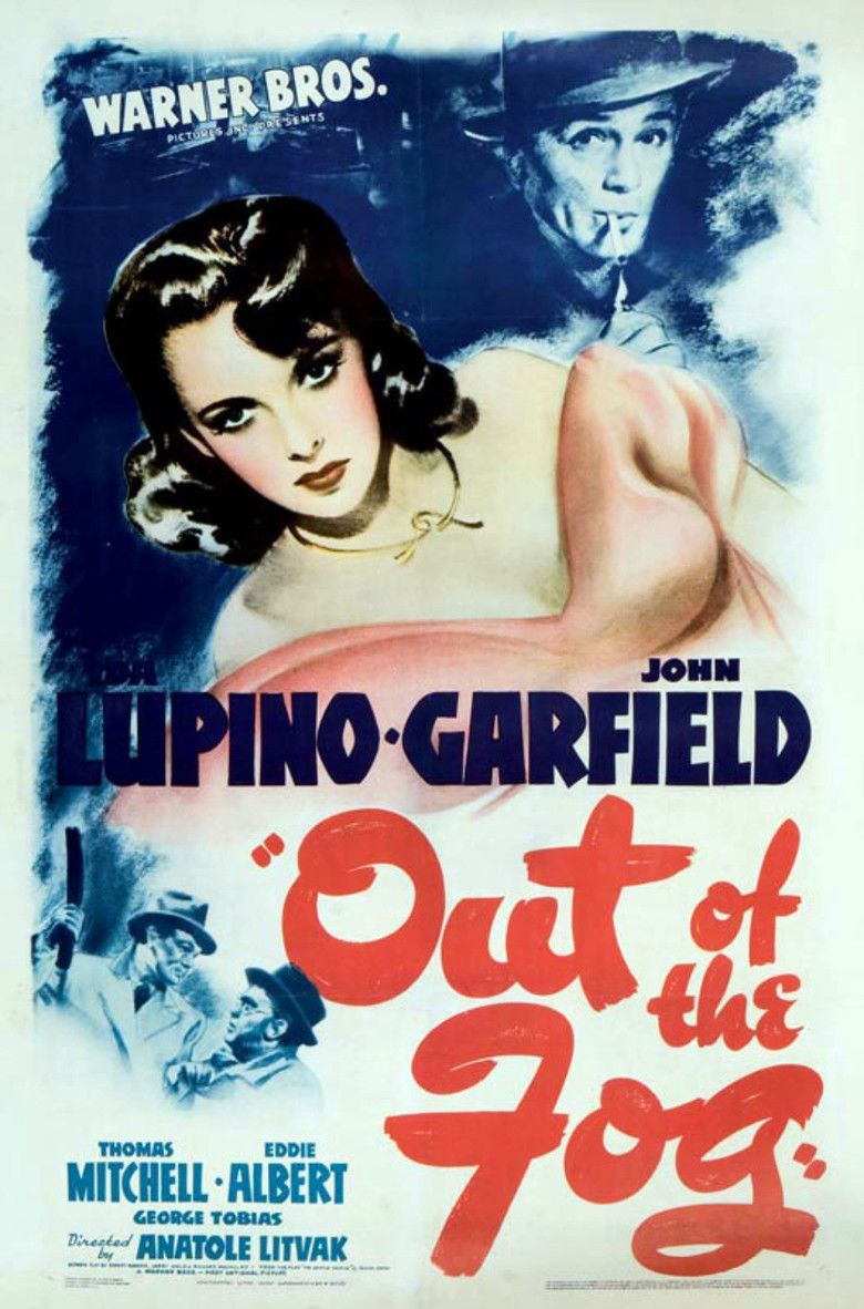 Out of the Fog (film) movie poster