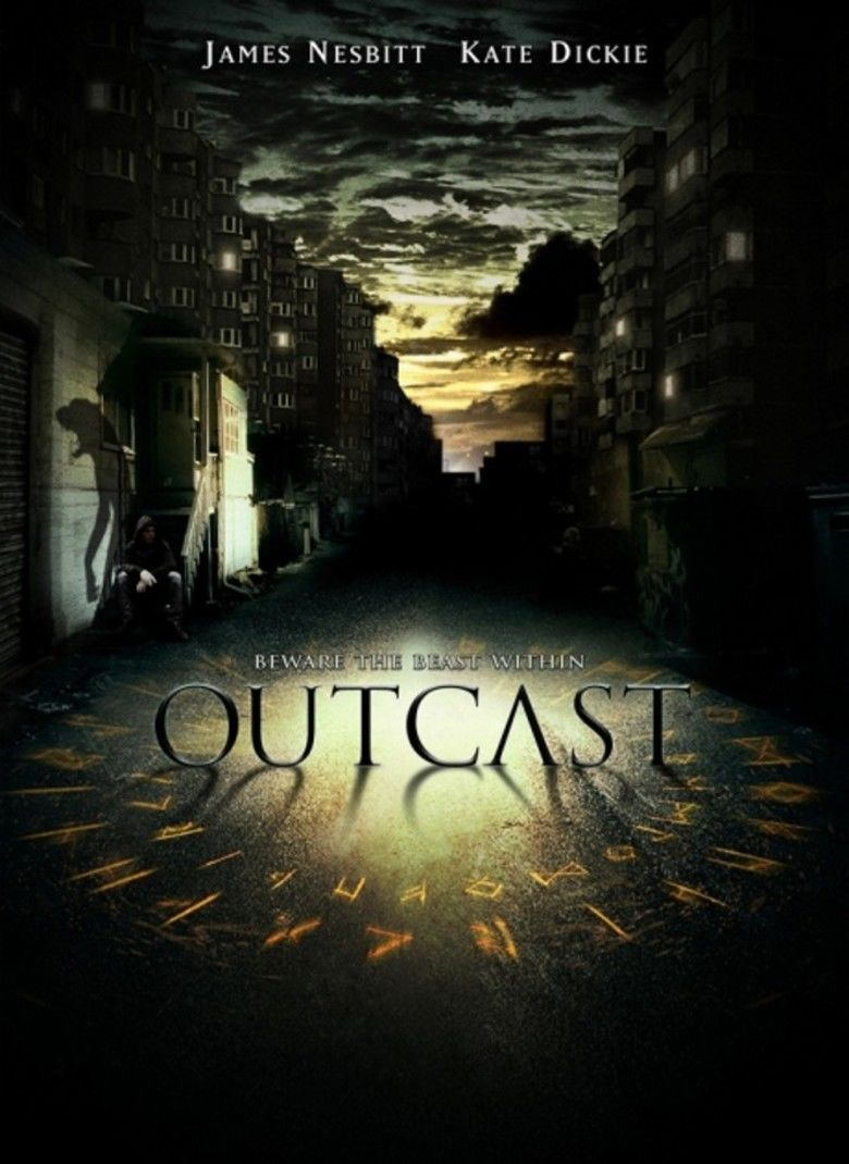 Outcast (2010 film) movie poster