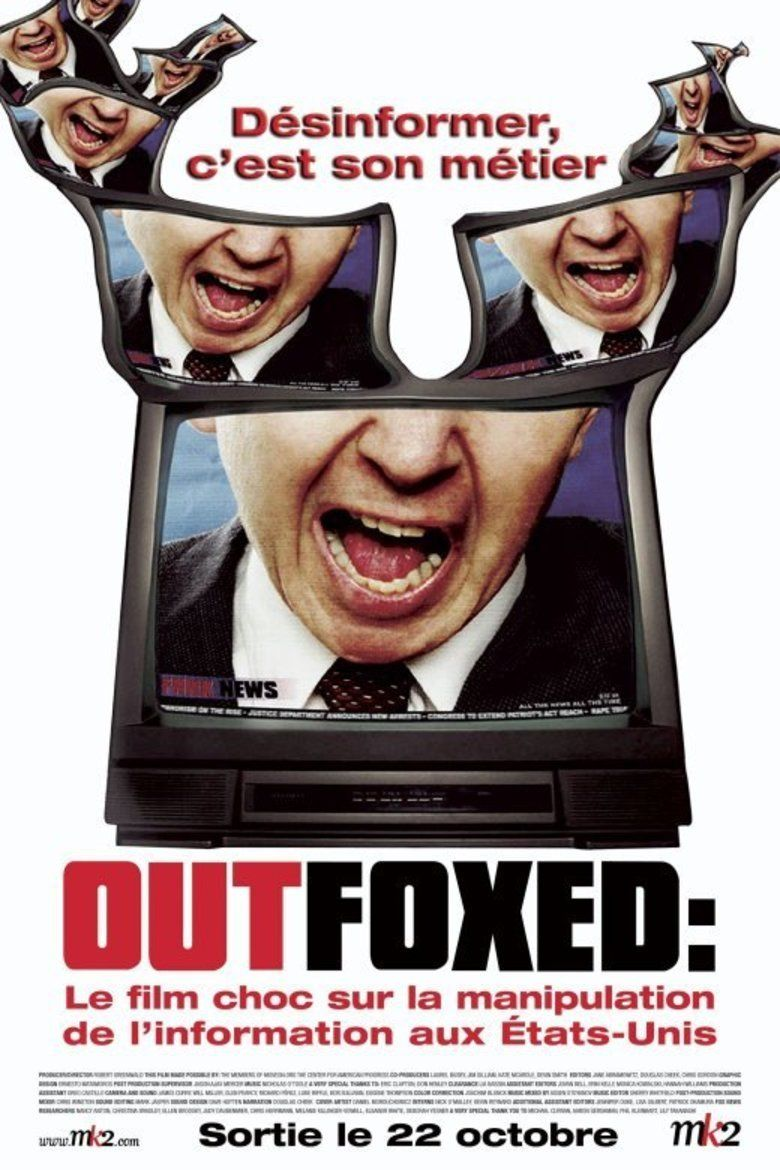 Outfoxed movie poster