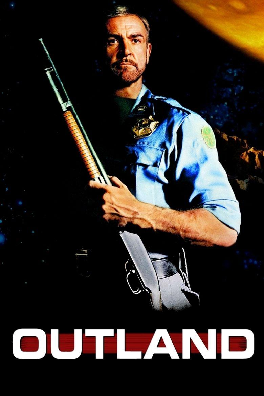 Outland (film) movie poster