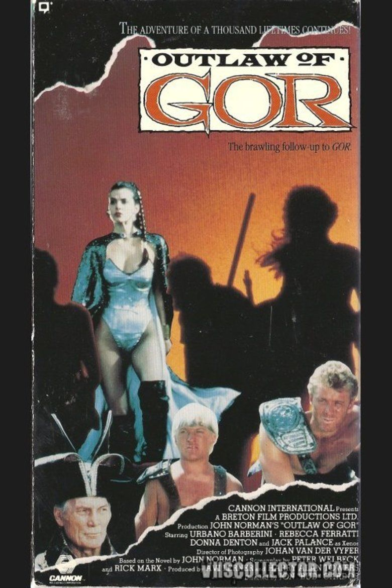Outlaw of Gor movie poster