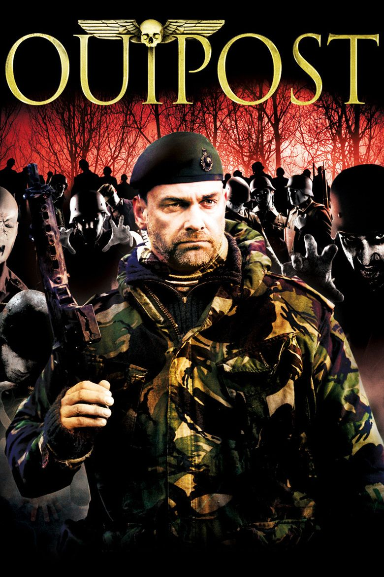 Outpost (film) movie poster